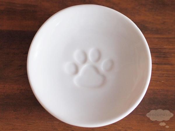 セリアの猫の手醤油皿