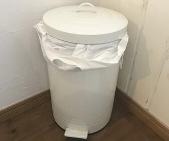 臭いが漏れにくい猫トイレ用ゴミ箱