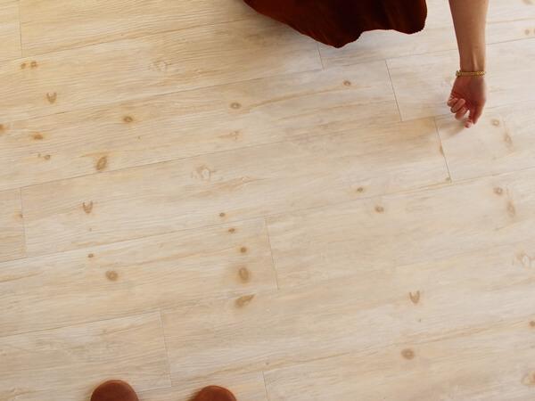 猫共生物件の床材