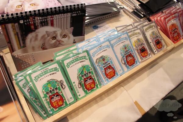 ねこ休み展in横浜みなとみらいのハンドメイド猫グッズ