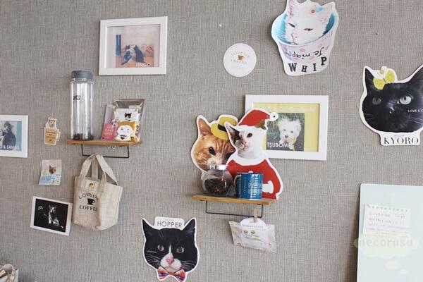 おしゃれな保護猫のためのオフィス、LOVE & Co.さんの社内