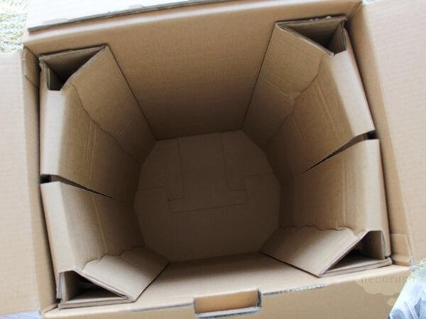 カリカリマシーンSPの梱包