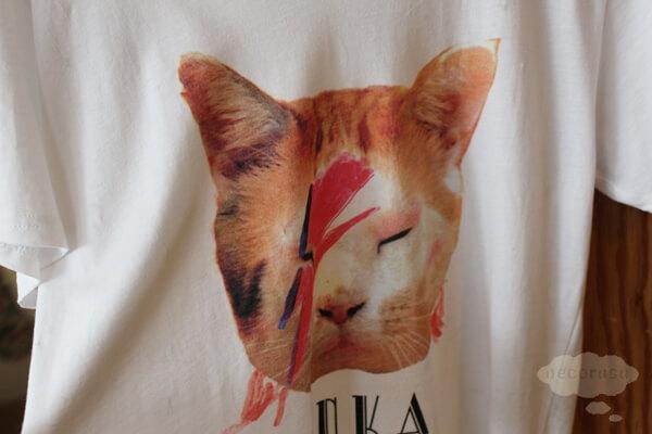ラブコ保護猫Tシャツ