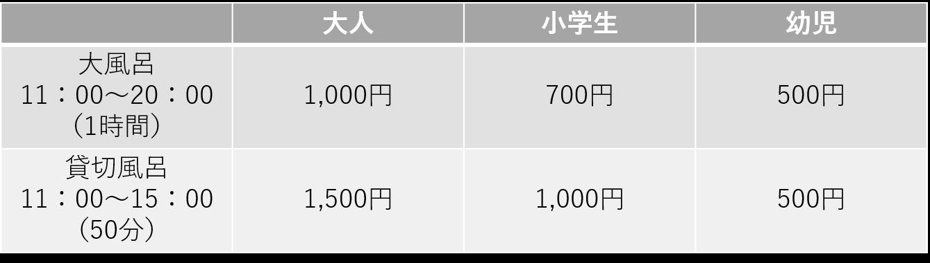 箱根仙石原の猫のいる温泉旅館みたけさんの日帰り温泉料金